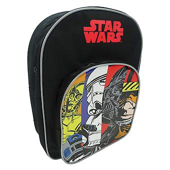 Children's Star Wars Classic Comic Arch Backpack