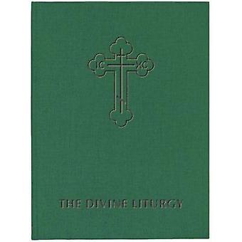 The Divine Liturgy by David Drillock - John H. Erickson - Helen Bresl