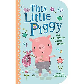 This Little Piggy by Tiger Tales - 9781680105360 Book