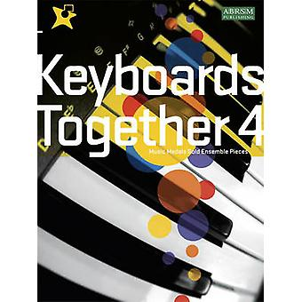 Keyboards Together 4 - Music Medals Gold Keyboard Ensemble Pieces - 97