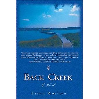 Back Creek by Leslie Goetsch - 9781890862527 Book