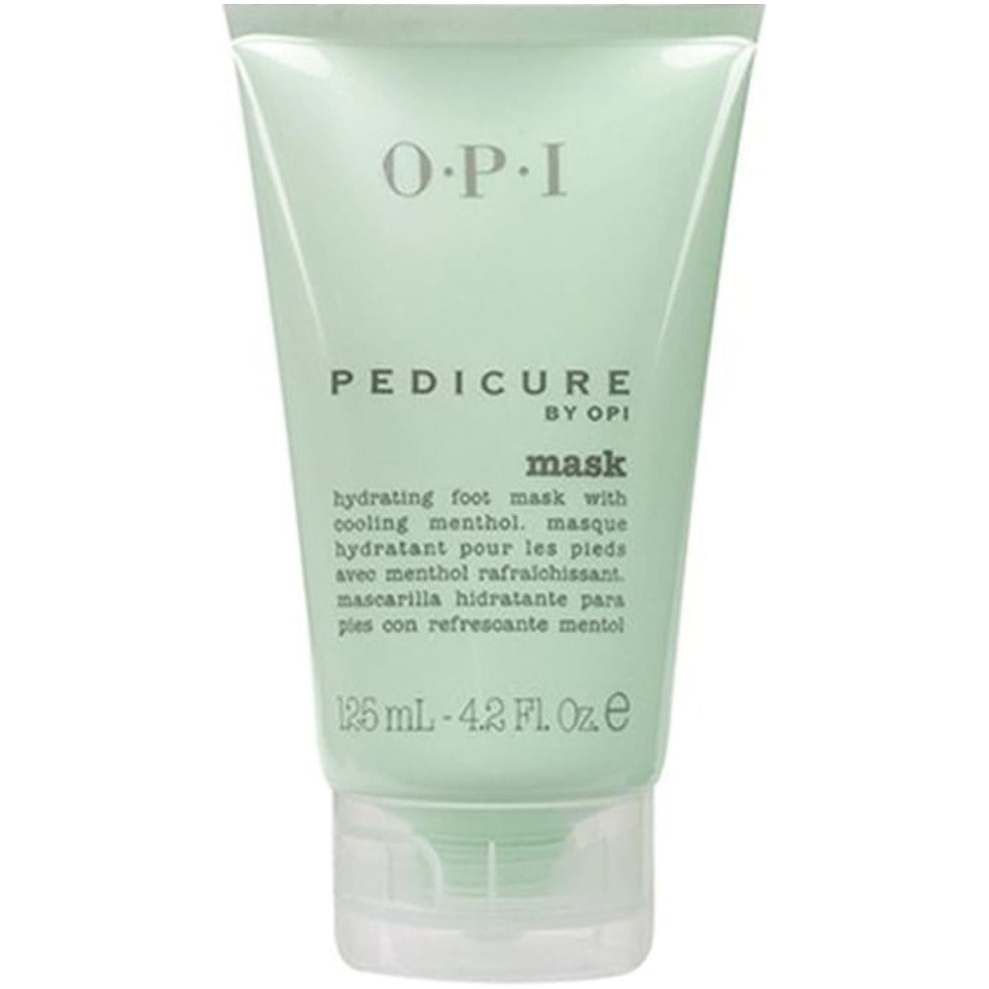 PedicureFoot 125ml Mask Mask Opi PedicureFoot Opi NPZ8n0wkXO