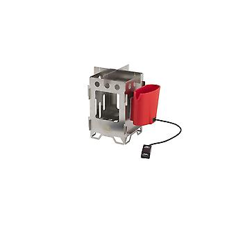 Robens Woodsman Stove & Charger Stainless Steel