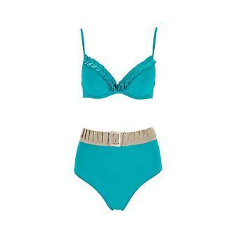 Paramidonna Summer In Habana Green Nylon Bikini