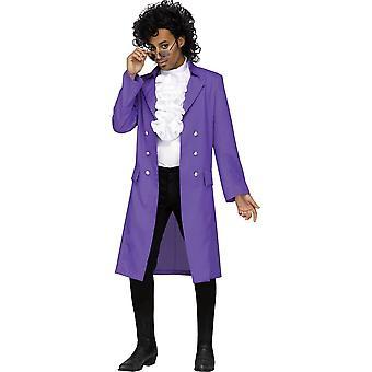 Purple Coat Adult Plus