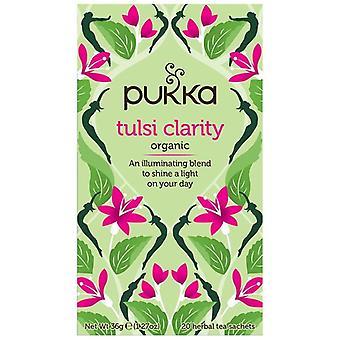 Pukka Tulsi Clarity Tea Bags 80