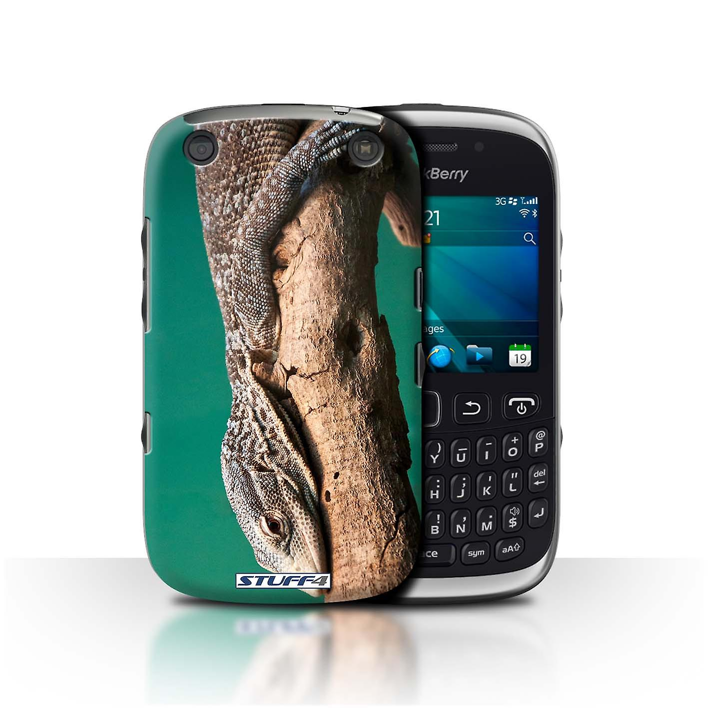 STUFF4 Case/Cover for Blackberry Curve 9320/Lizard/Wildlife Animals