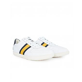 Polo Ralph Lauren Camillo Leather Trainers