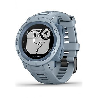 Garmin - Smartwatch - Unisex - Instinct Hellblau-Schiefergrau - 010-02064-05