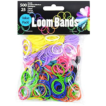 Loom Bands Value Pack Primary Assortment Lb5058 0