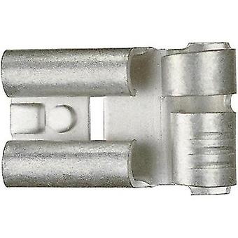 Blade receptacle Connector width: 6.3 mm Connector thickness: 0.8 mm 90 ° Not insulated Metal Klauke 3725 1 pc(s)