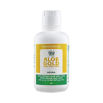 Aloe de naturaleza superior oro Natural, ml 485