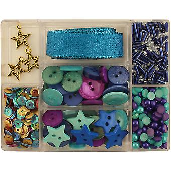 28 Lilac Lane Embellishment Kit-Party On CE-LL-100