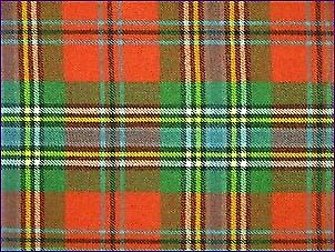 MacLean of Duart, Ancient - Pure Wool Tartan