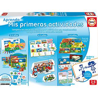 Educa My First Activities (Toys , Educative And Creative , Electronics)