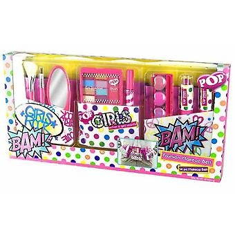 Pop -Star Makeup Artist Belt (Enfant , Maquillage pour enfants)