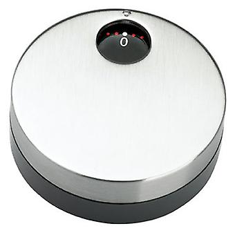 Iris Magnetic stainless steel kitchen timer. (Home , Kitchen , Kitchen tools , Timer)