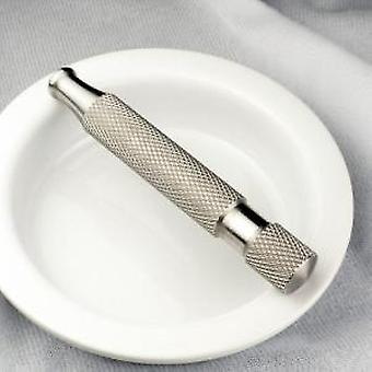 Above the Tie Kronos Stainless Steel Safety Razor Handle