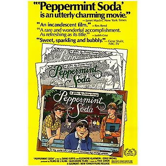 Peppermint Soda Movie Poster (11 x 17)