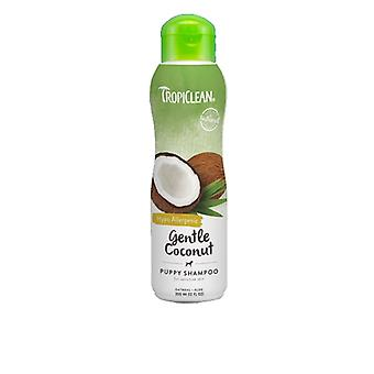 Tropiclean Shampoo blid kokos 355ml