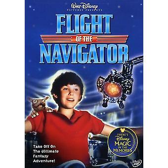 Flight of the Navigator [DVD] USA import