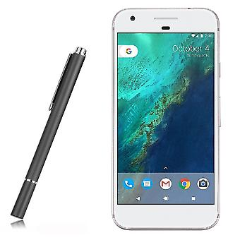 InventCase Ultra Thin Tip Premium Capacitive Disc Stylus Pen for Google Pixel Smartphone 2016