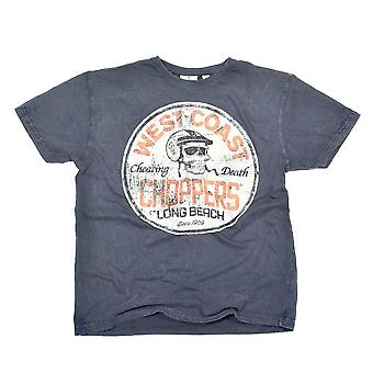 West Coast choppers T-Shirt cheating death tee