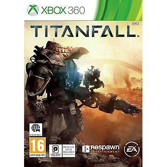 Titanfall Xbox 360 Game