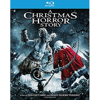 Christmas Horror Story [Blu-ray] USA import