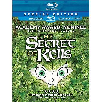 Secreto de importación USA de Kells [BLU-RAY]