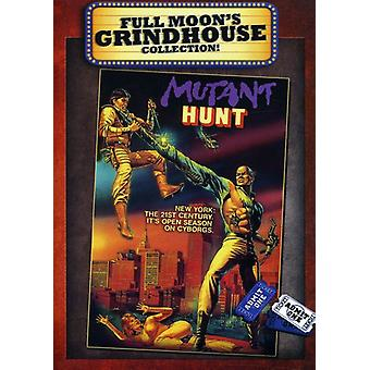 Grindhouse: Caza de mutantes [DVD] USA importar
