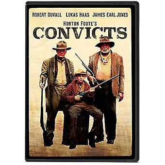 Convicts [DVD] USA import