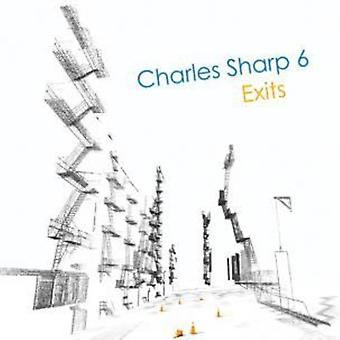 Charles 6 Sharp - udgange [Vinyl] USA import