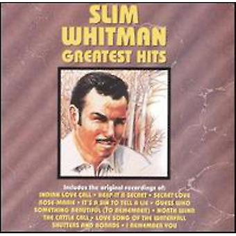 Slim Whitman - Greatest Hits [CD] USA import