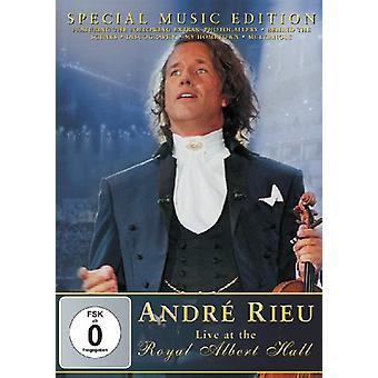 André Rieu - Live at a importação EUA Royal Albert Hall [DVD]