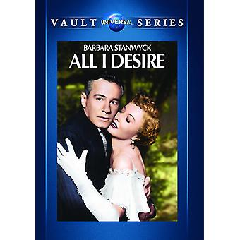 All I Desire [DVD] USA import