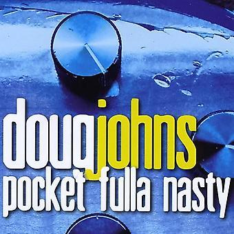 Doug Johns - Pocket Fulla ekle [DVD] USA import