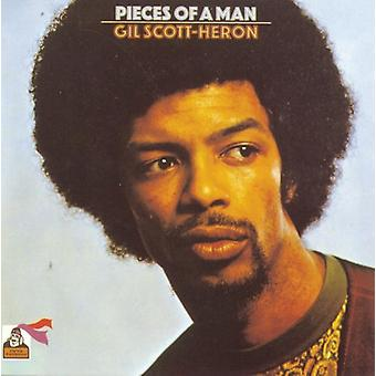 Gil Scott-Heron - Pieces of a Man [CD] USA import
