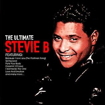 Stevie B - importación de USA Ultimate Stevie B [CD]