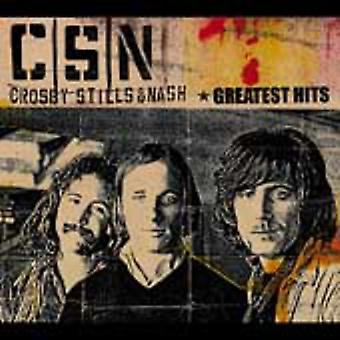 Crosby stillbilder & Nash - Greatest Hits [DVD] USA importere