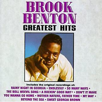 Brook Benton - Greatest Hits [CD] USA import