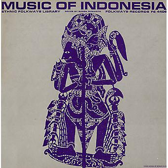 Music of Indonesia - Music of Indonesia [CD] USA import