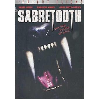 Sabretooth [DVD] USA import