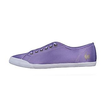 Le Coq Sportif Deauville LP Satin Womens Trainers / Shoes - Mauve