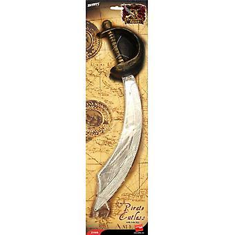 Пиратский набор 2-х частей Sabre повязка на глаз пирата ребенка оружие