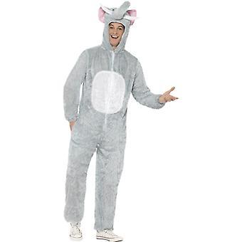 Elephant costume elephant costume Zoo animal costume Carnival