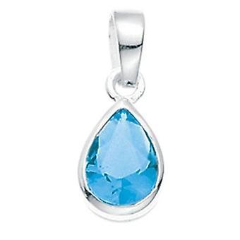 925 Silver Zirconium Necklace