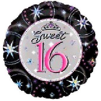 Palloncino foil ' SWEET 16 compleanno '