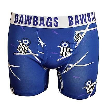 BawBags Scottish Boxers - Blue
