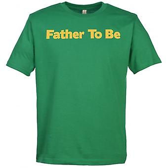 Spoilt Rotten Father To Be Men's T-Shirt